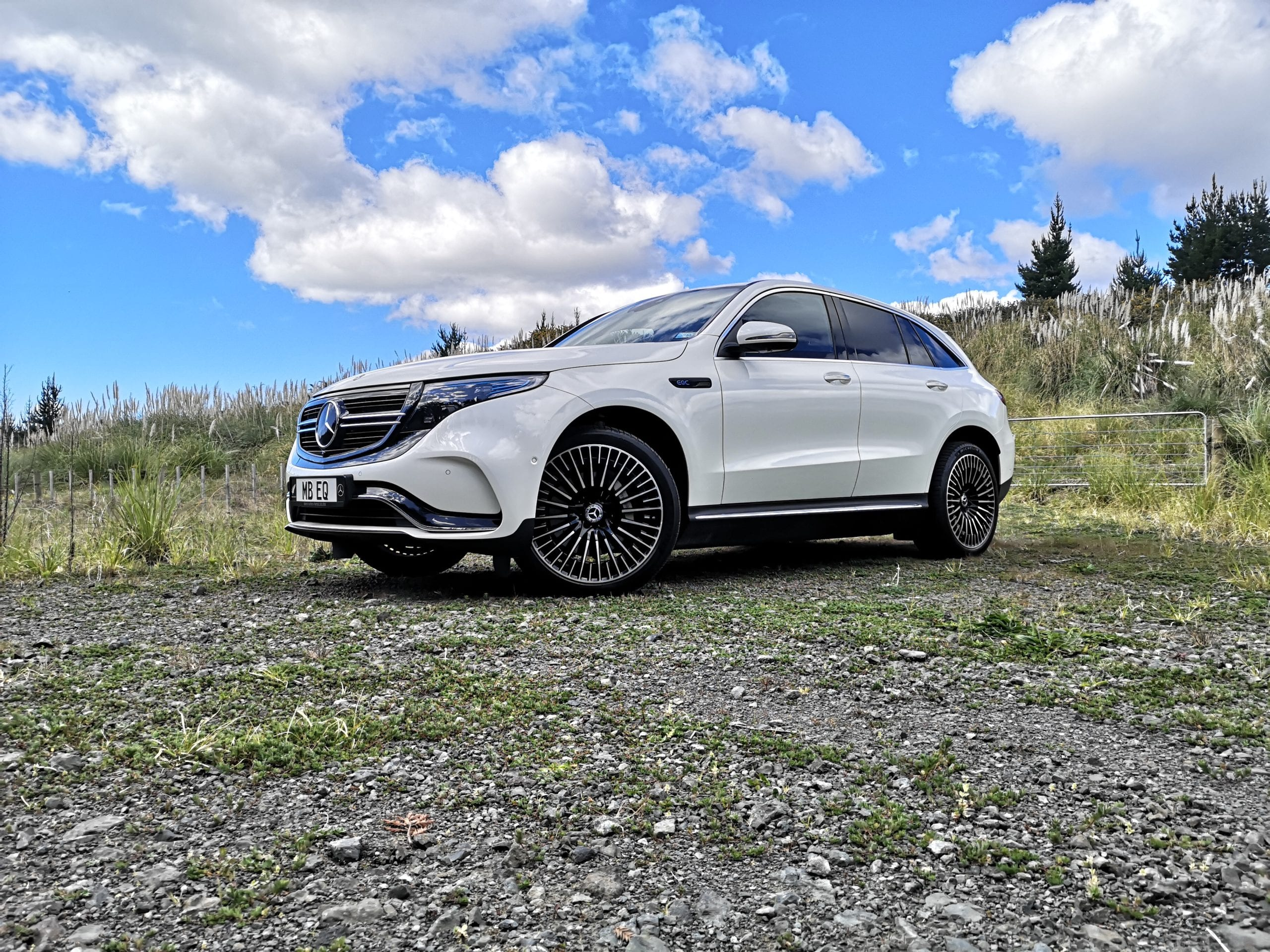 Mercedes-Benz EQC 400 review NZ
