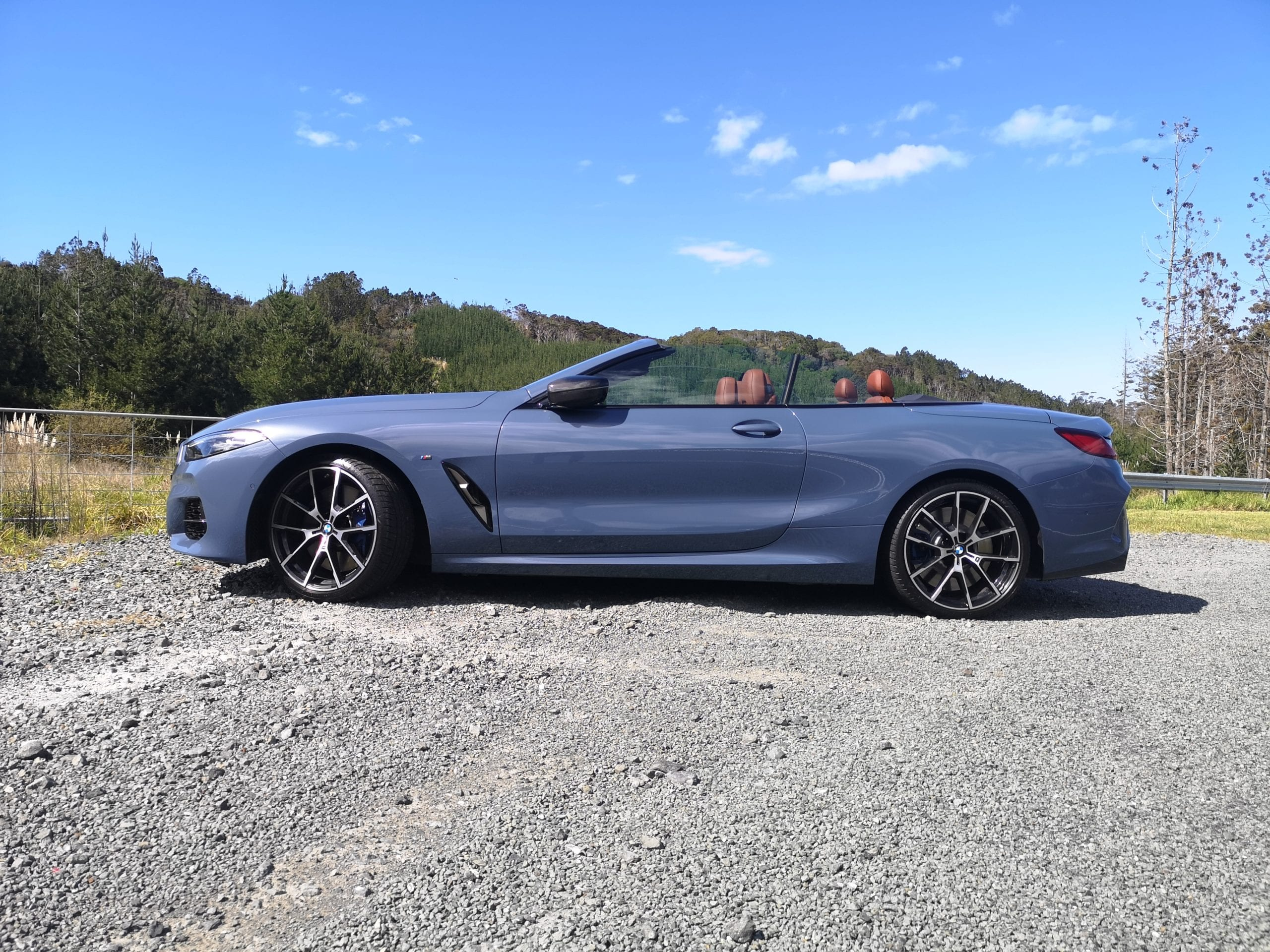 2020 BMW M850i Convertible review NZ
