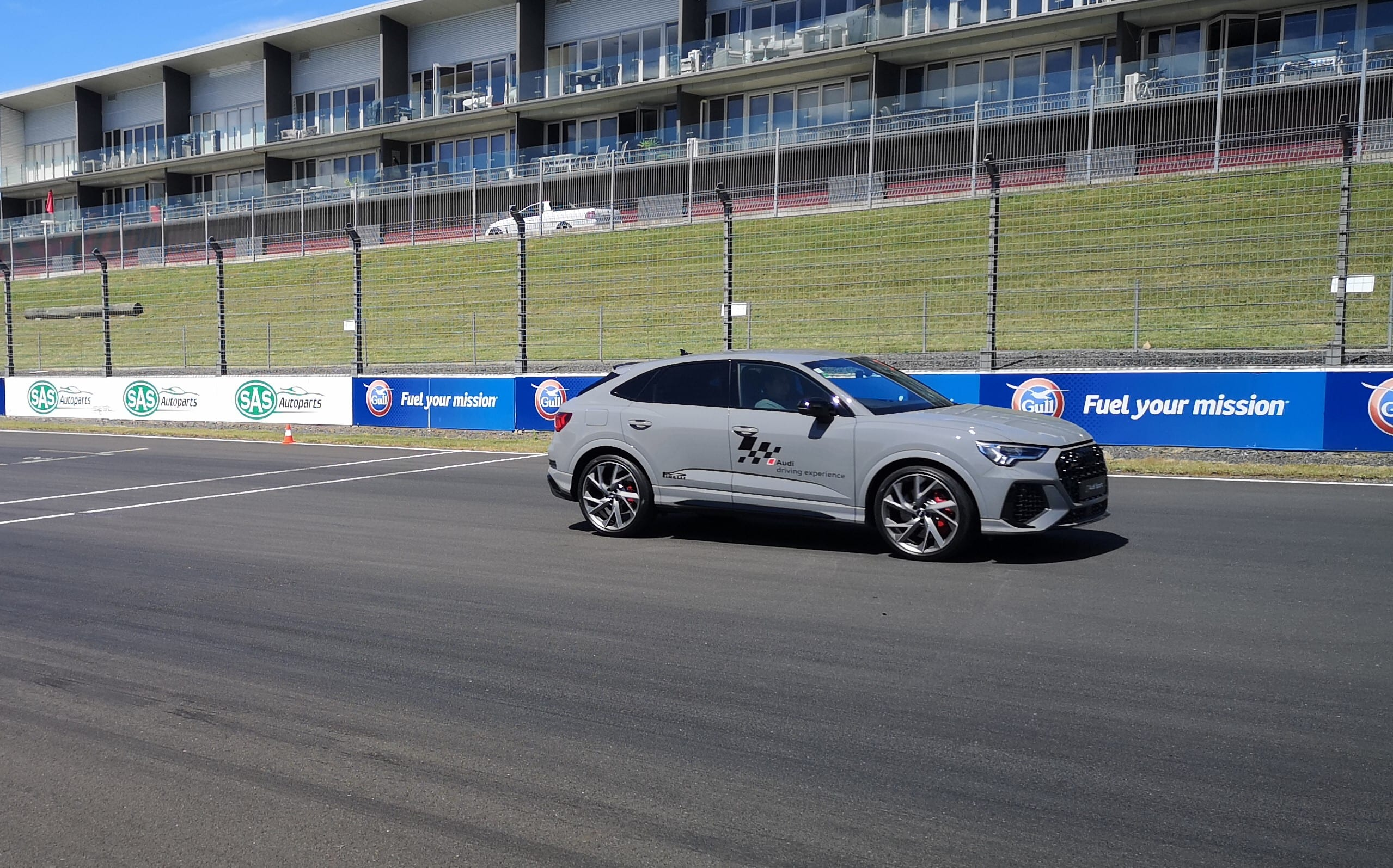 Audi NZ RS track experience