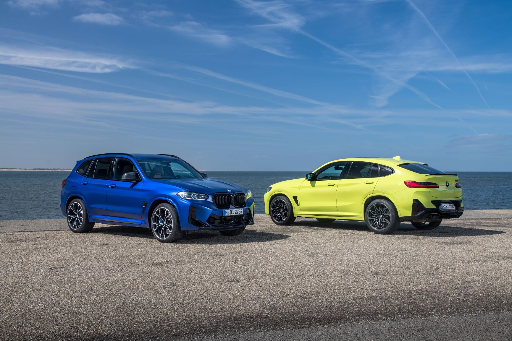BMW's new X3 and X4 M Competition