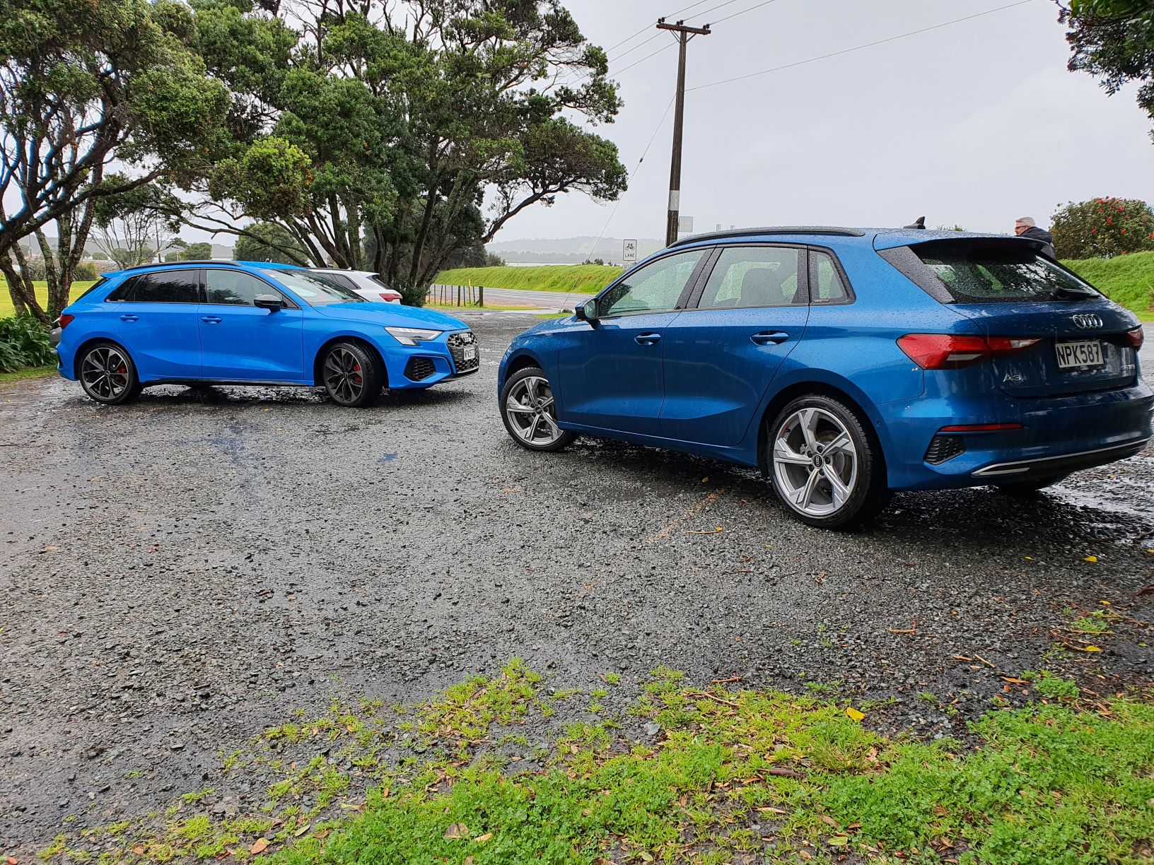 Audi's new A3 and S3 models