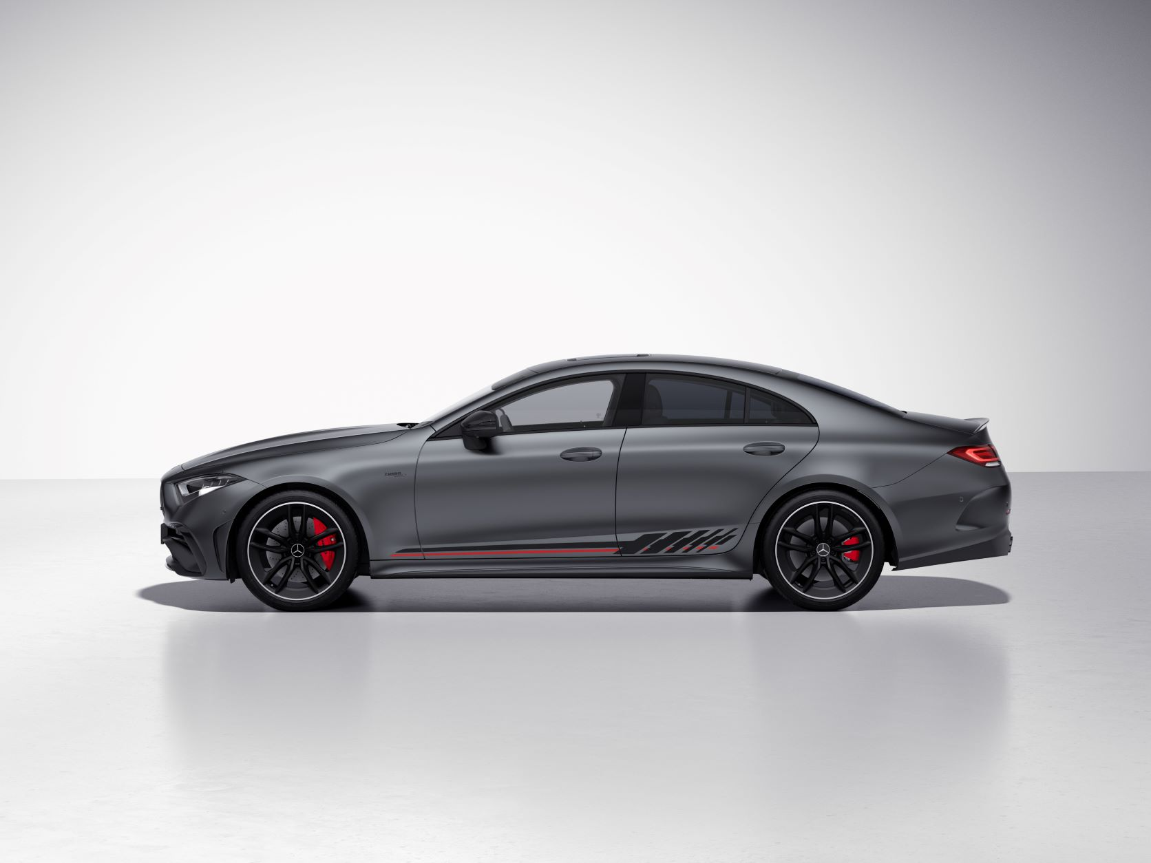 Limited Edition version of the Mercedes-AMG CLS53 4MATIC+