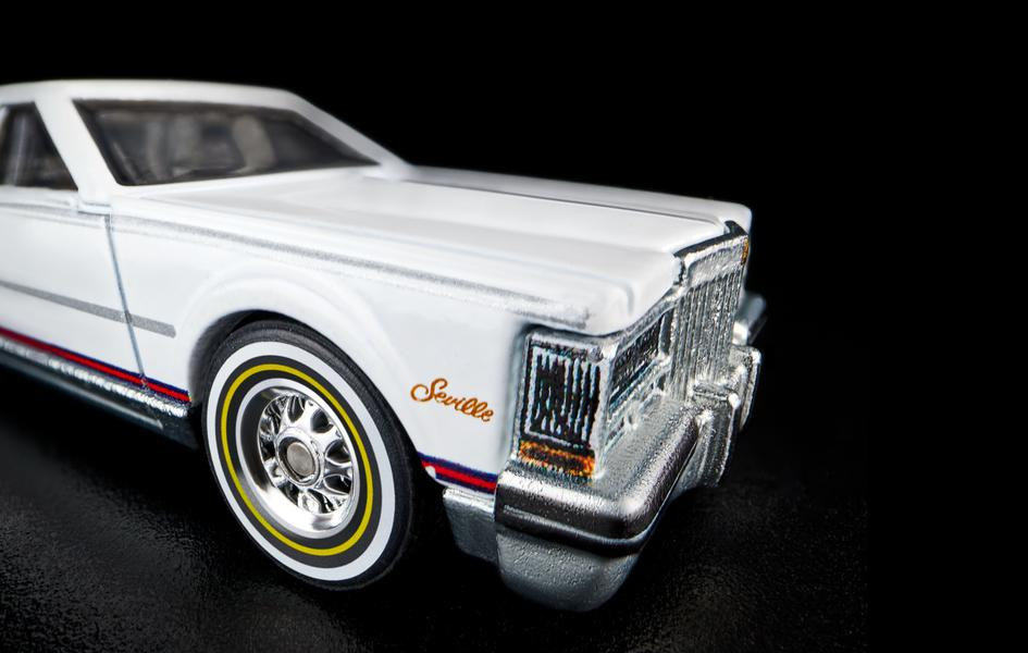 The Gucci Hot Wheels Cadillac Seville